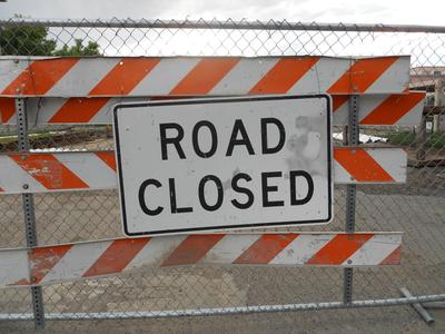 Road Closed to Love