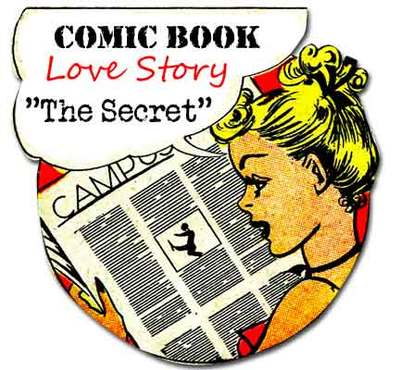 comic book love story