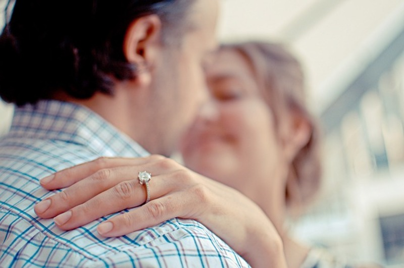 couple  - How to Buy the Perfect Ring For Your Soul Mate With Confidence