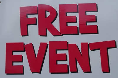 Fre event sign