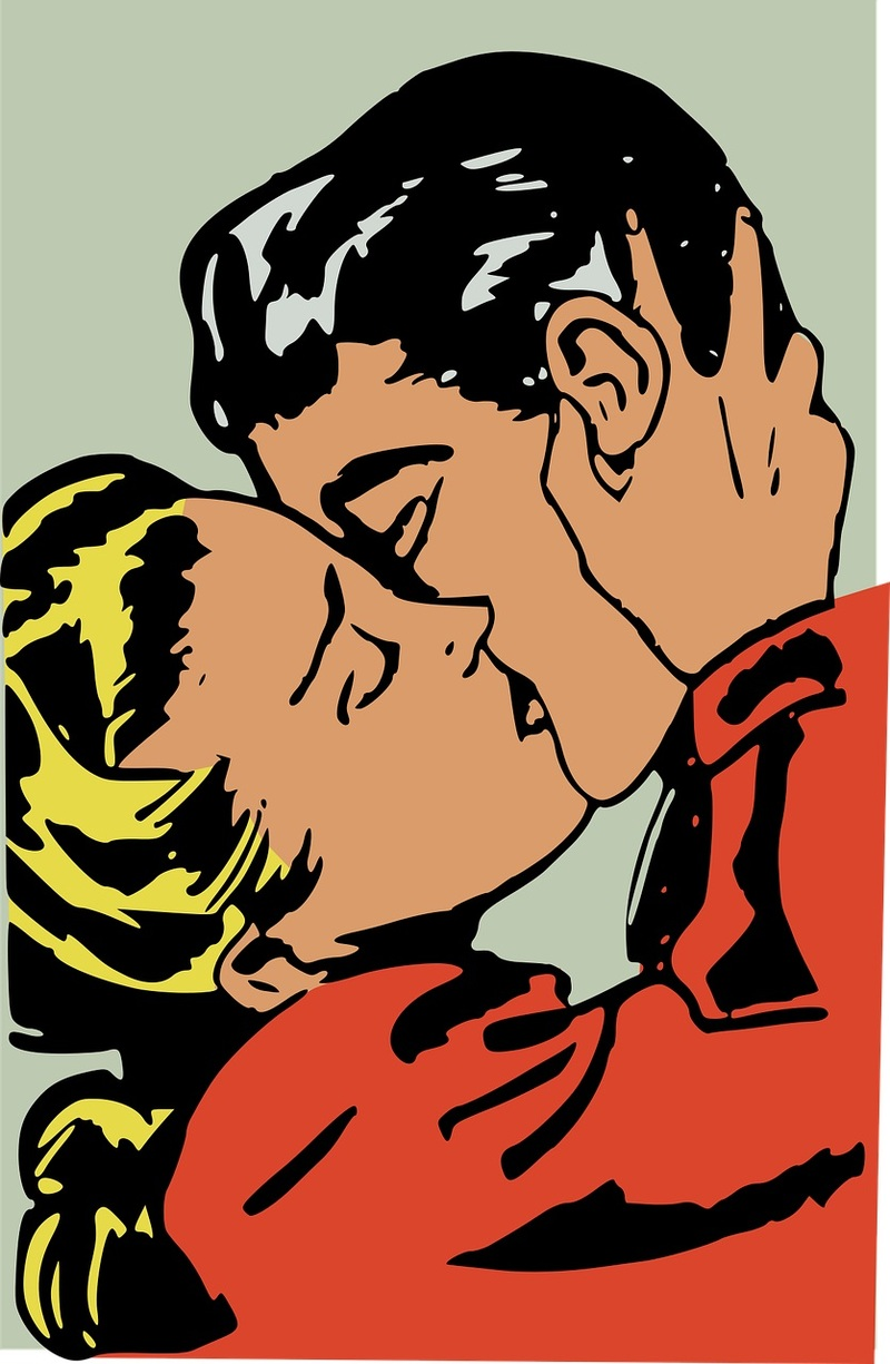 Kissing